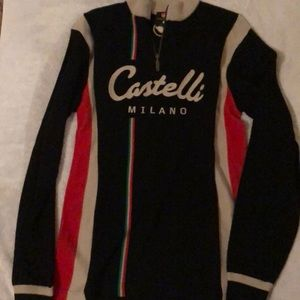 Other - Castelli Milano sweater size large